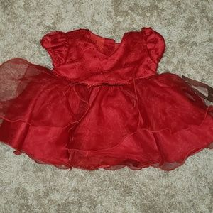 Brand New Lida 9m red Dress